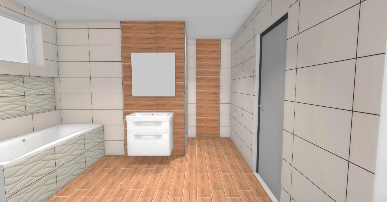 9cf50278954d 3D návrh kúpeľne - Kúpeľňové štúdio FLEX Žilina